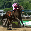 West Coast with Mike Smith Up wins the 7th running of The Easy Goer at Belmont Park June 10, 2017 in Elmont, N.Y.  Photo by Skip Dickstein