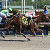 Favorable Outcome wins the 2017 Swale Stakes<br /> Coglianese Photos/Leslie Martin