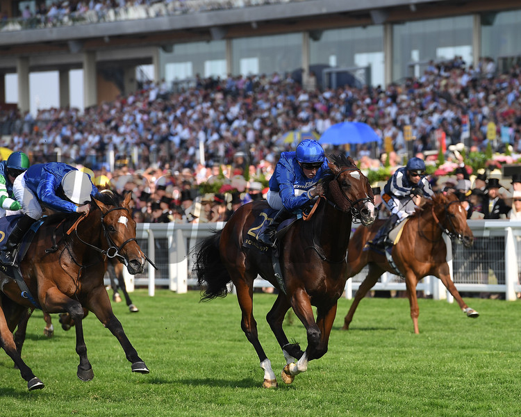 Sound And Silence wins the 2017 Windsor Castle<br /> Mathea Kelley Photo
