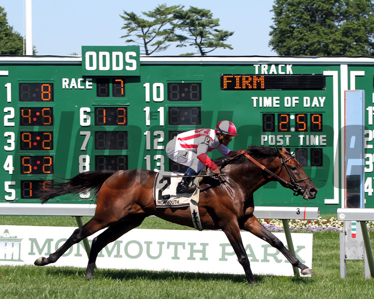 Money Multiplier Monmouth Stakes