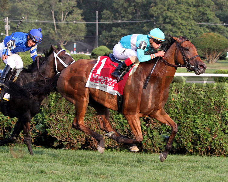 Lady Eli Irad Ortiz Jr. Ballston Spa Chad B. Harmon