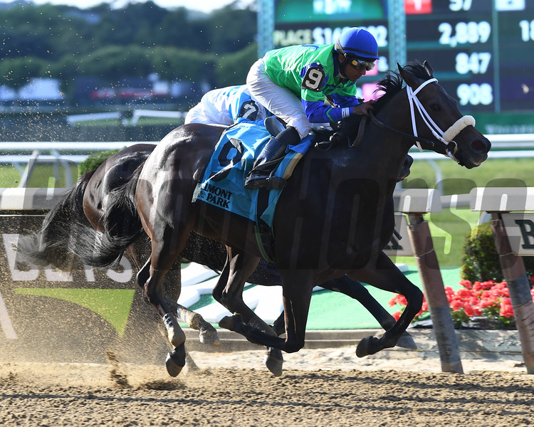 By the Moon wins the 2017 Bed o' Roses Invitational<br /> Coglianese Photos