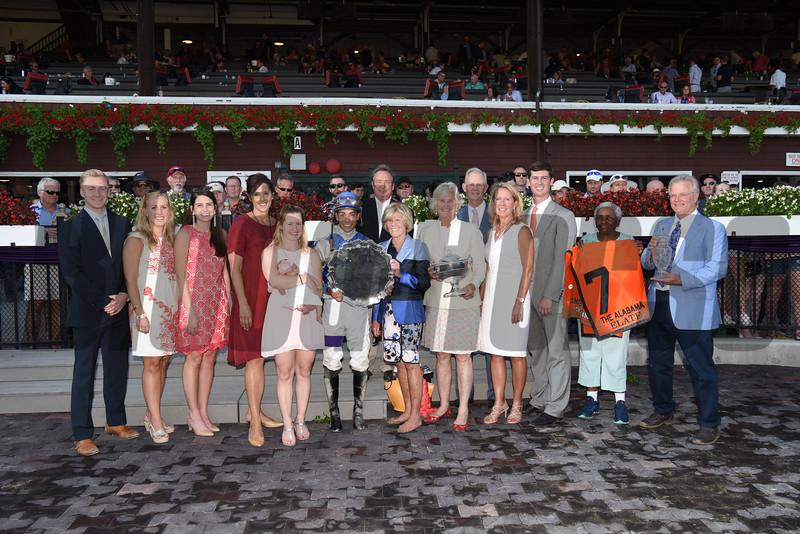 Elate wins the 2017 Alabama<br /> Coglianese Photos