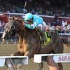 Twisted Tom wins the 2017 Albany Stakes<br /> Coglianese Photos/Joe Labozzetta