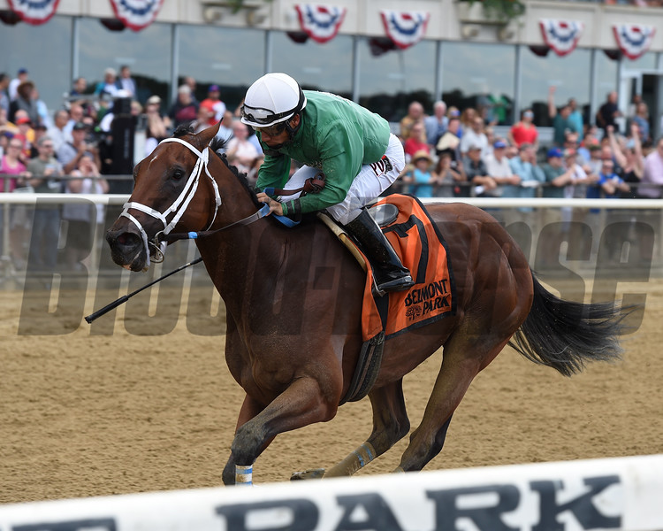 Roy H wins the 2017 True North Stakes<br /> Coglianese Photos/Joe Labozzetta
