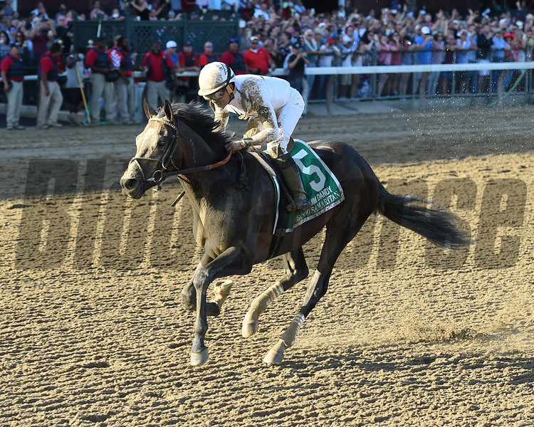 Good Samaritan wins the 2017 Jim Dandy<br /> Coglianese Photos/Chelsea Durand