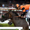 Estrechada wins the 2017 Fasig-Tipton Waya Stakes<br /> Coglianese Photos/Chelsea Durand