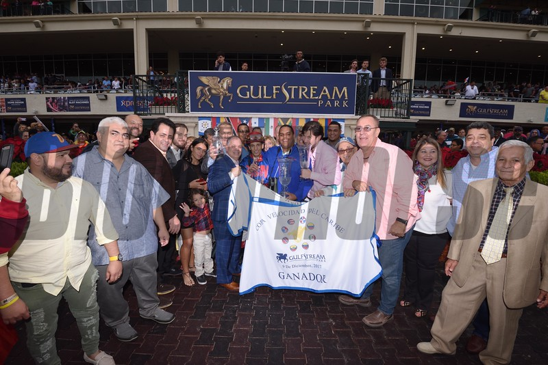 Master Supreme, $114,000, Caribbean Cup Speed Stakes, Gulfstream Park, December 9 2017