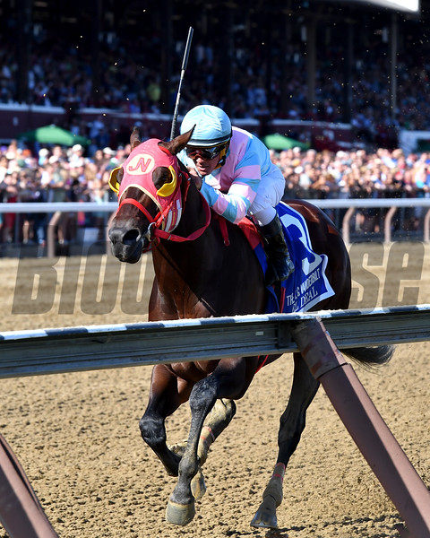 El Deal wins the 2017 Vanderbilt<br /> Coglianese Photos/Joe Labozzetta