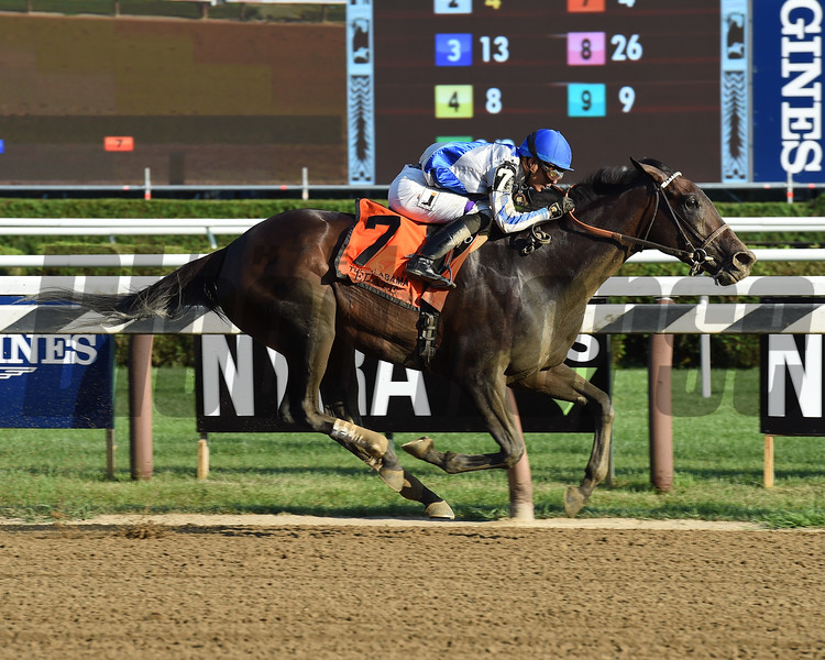 Elate wins the 2017 Alabama<br /> Coglianese Photos