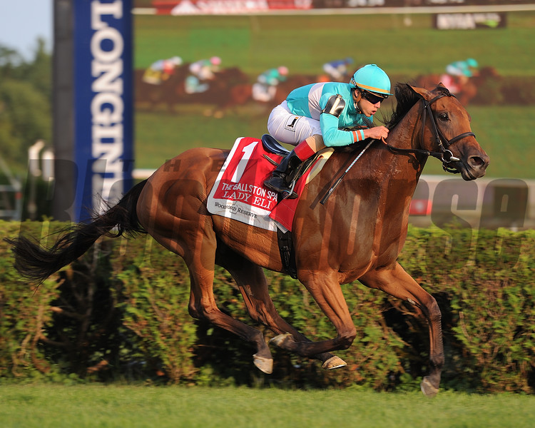 Lady Eli wins the 2017 Ballston Spa<br /> Coglianese Photos