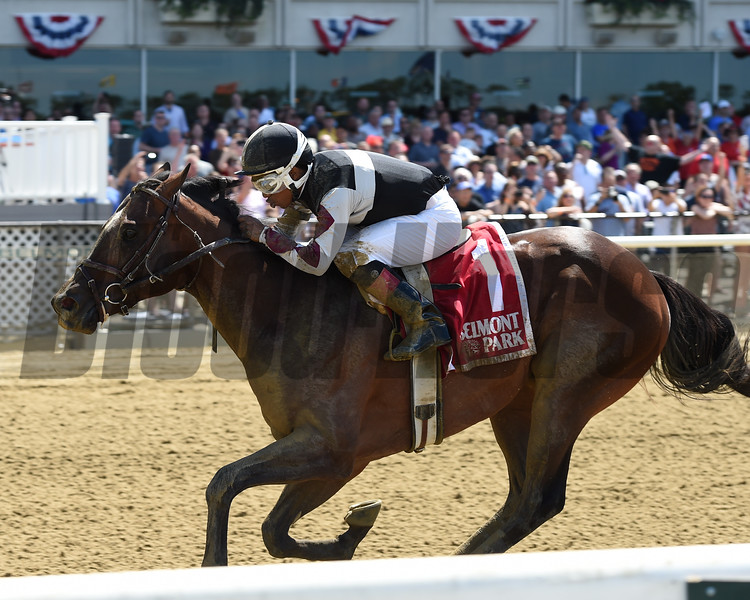 He Hate Me wins the 2017 Tremont<br /> Coglianese Photos/Joe Labozzetta