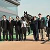 Ruggero wins the 2017 Cattleya Sho  <br /> Katsumi Saito