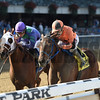 Absatootly wins the 2017 Iroquois Stakes<br /> Coglianese Photos/Chelsea Durand