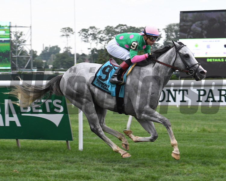 Disco Partner wins the 2017 Forbidden Apple<br /> Coglianese Photos/Viola Jasko