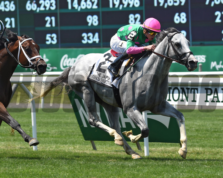 Disco Partner wins the 2017 Jaipur<br /> Coglianese Photos/David Alcosser
