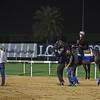 Dubai World Cup -Morning works 3/24/17, photo by Mathea Kelley/Dubai Racing Club Arrogate, Bob Baffert, Dubai World Cup