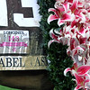 Abel Tasman Saddle Cloth Flowers Kentucky Oaks Chad B. Harmon