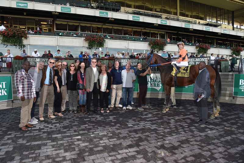 Absatootly wins the 2017 Iroquois Stakes<br /> Coglianese Photos