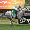 Disco Partner wins the 2017 Belmont Turf Sprint Invitational<br /> Coglianese Photos