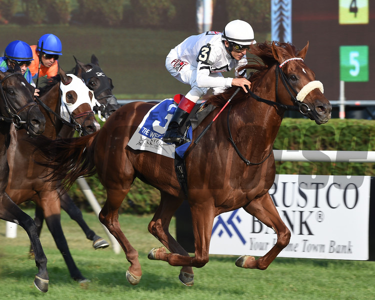 Get Jets wins the 2017 West Point Stakes<br /> Coglianese Photos/Susie Raisher