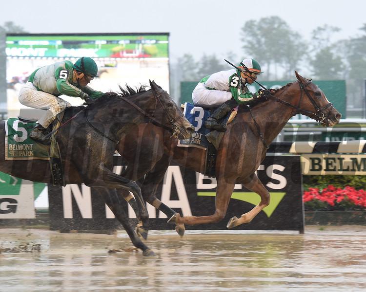 Highway Star wins the 2017 Ruffian Stakes<br /> Coglianese Photos/Susie Raisher