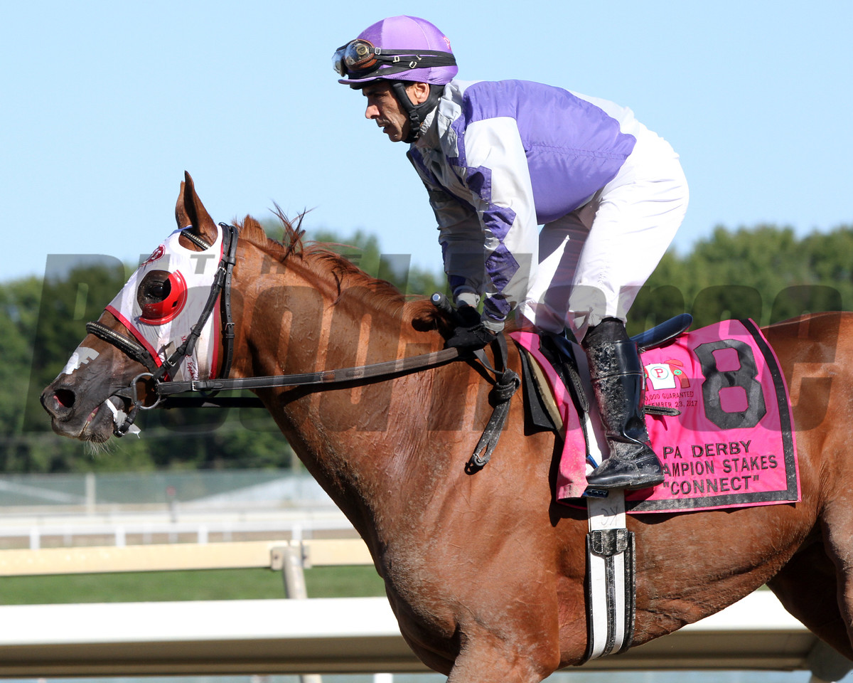 Page McKenney Pa Derby Champions Stakes Parx Chad B. Harmon
