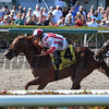 Favorable Outcome wins the 2017 Swale Stakes<br /> Coglianese Photos/Lauren King