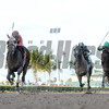 Fear the Cowboy wins the 2017 Harlan's Holiday Stakes<br /> Coglianese Photos/Leslie Martin