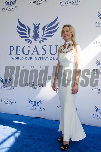 Belinda Stronach, 2017 Pegasus World Cup