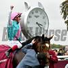 Enable and Frankie Dettori win the  Qatar Prix De L''Arc De Triomphe,  Chantilly Race Course, Chantilly France, photo by Mathea Kelley