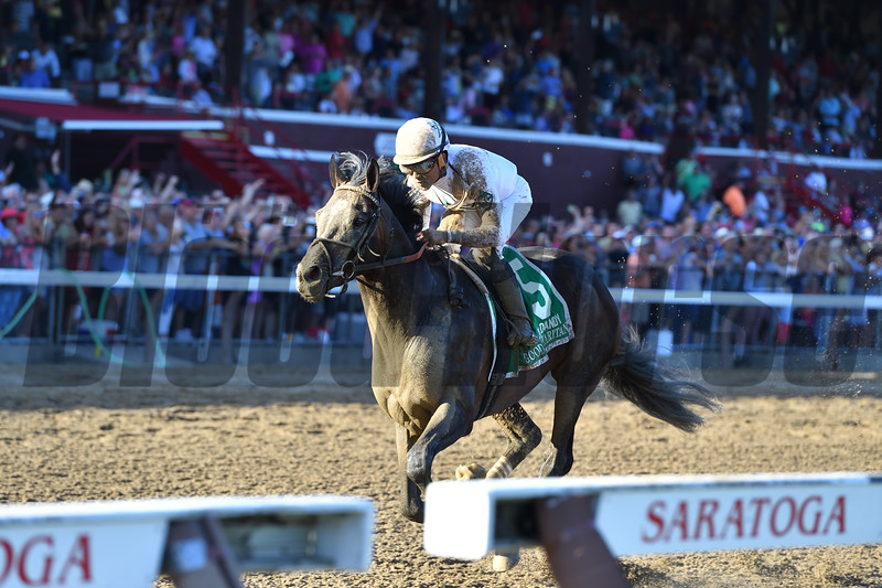 Good Samaritan wins the 2017 Jim Dandy<br /> Coglianese Photos/Joe Labozzetta