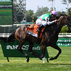 Antonoe wins the 2017 Just a Game Stakes<br /> Coglianese Photos