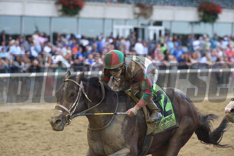 Firenze Fire wins the 2017 Champagne<br /> Coglianese Photos