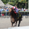 Favorable Outcome wins the 2017 Swale Stakes<br /> Coglianese Photos/Kenny Martin