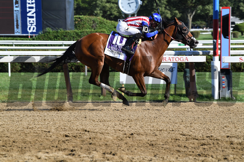 American Gal wins the 2017 Test<br /> Coglianese Photos/Viola Jasko
