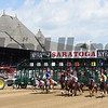 First Race at Saratoga 2017, July 21, 2017<br /> Coglianese Photos