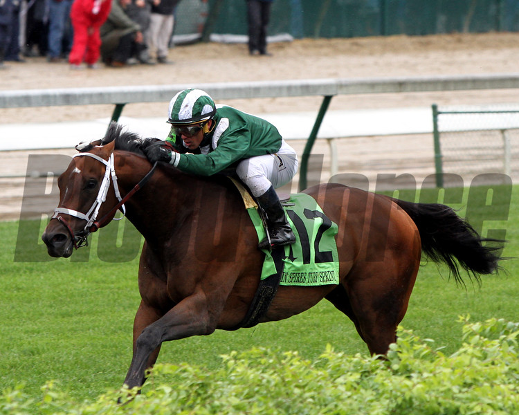 Green Mask Twin Spires Turf Sprint (GIII) Chad B. Harmon