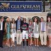 Dover Cliffs wins the $100; 000 Cutler Bay Handicap at Gulfstream Park on April 1, 2017