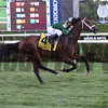 Green Mask wins the 2017 Troy Handicap
