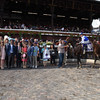 Drefong wins the 2017 Forego Stakes<br /> Coglianese Photos