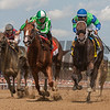 By the Moon wins the 2017 Ballerina<br /> Skip Dickstein Photo