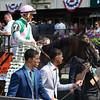 Antonoe wins the 2017 Just a Game Stakes<br /> Coglianese Photos/Susie Raisher
