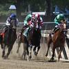 Songbird wins the 2017 Ogden Phipps Stakes<br /> Coglianese Photos/Robert Mauhar