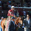 Gun Runner wins the 2017 Whitney<br /> Coglianese Photos