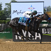 Mor Spirit wins the 2017 Met Mile<br /> Coglianese Photos/Viola Jasko