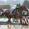 Highway Star wins the 2017 Ruffian Stakes<br /> Coglianese Photos