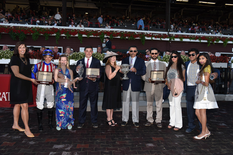 American Gal wins the 2017 Test<br /> Coglianese Photos