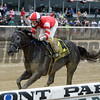 Wonderment wins the 2017 Dancin Renee Stakes<br /> Coglianese Photos/Joe Labozzetta
