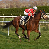 Fire Key wins the 2017 Autumn Days Stakes